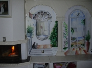 deco design : fresque
